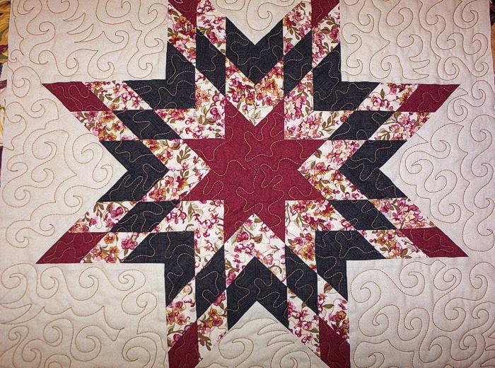 KING SIZE QUILTS : blazing star quilt - Adamdwight.com